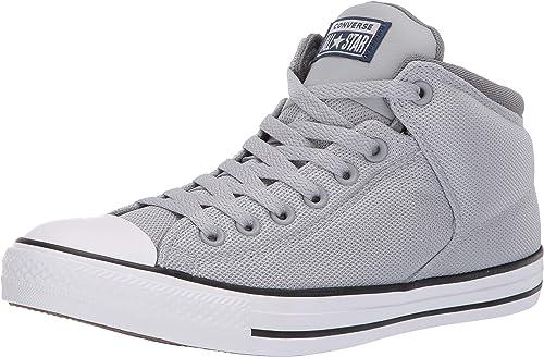zapatillas altas converse hombre