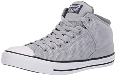 2803b243bc5d81 Converse Men s Unisex Chuck Taylor All Star Street High Top Sneaker