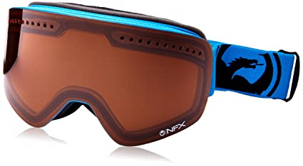 242ed99797f Amazon.com   Dragon Alliance NFX Ski Goggles