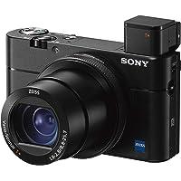 Sony RX100 V   Zaawansowany aparat kompaktowy premium (przetwornik typu 1,0″, obiektyw Zeiss 24–70 mm F1.8–2.8…