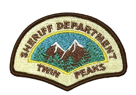 Parche bordado para planchar o coser, diseño de Sheriff ...
