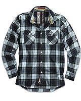 Surplus | Hemd | Herren | Langarm | 2 Front-Taschen | Kariert | verschiedene Farben
