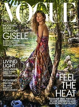 1-Year Vogue Magazine Subscription