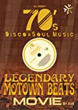 Legendary Motown Beats Movie by AV8 -70's Disco & Soul Music- [DVD]