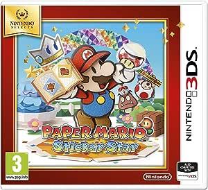 Nintendo Selects - Paper Mario Sticker Star (Nintendo 3DS)