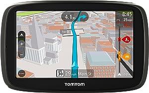 TomTom GO 50 S Portable Vehicle GPS (Renewed)