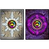 Codex binders: white and purple