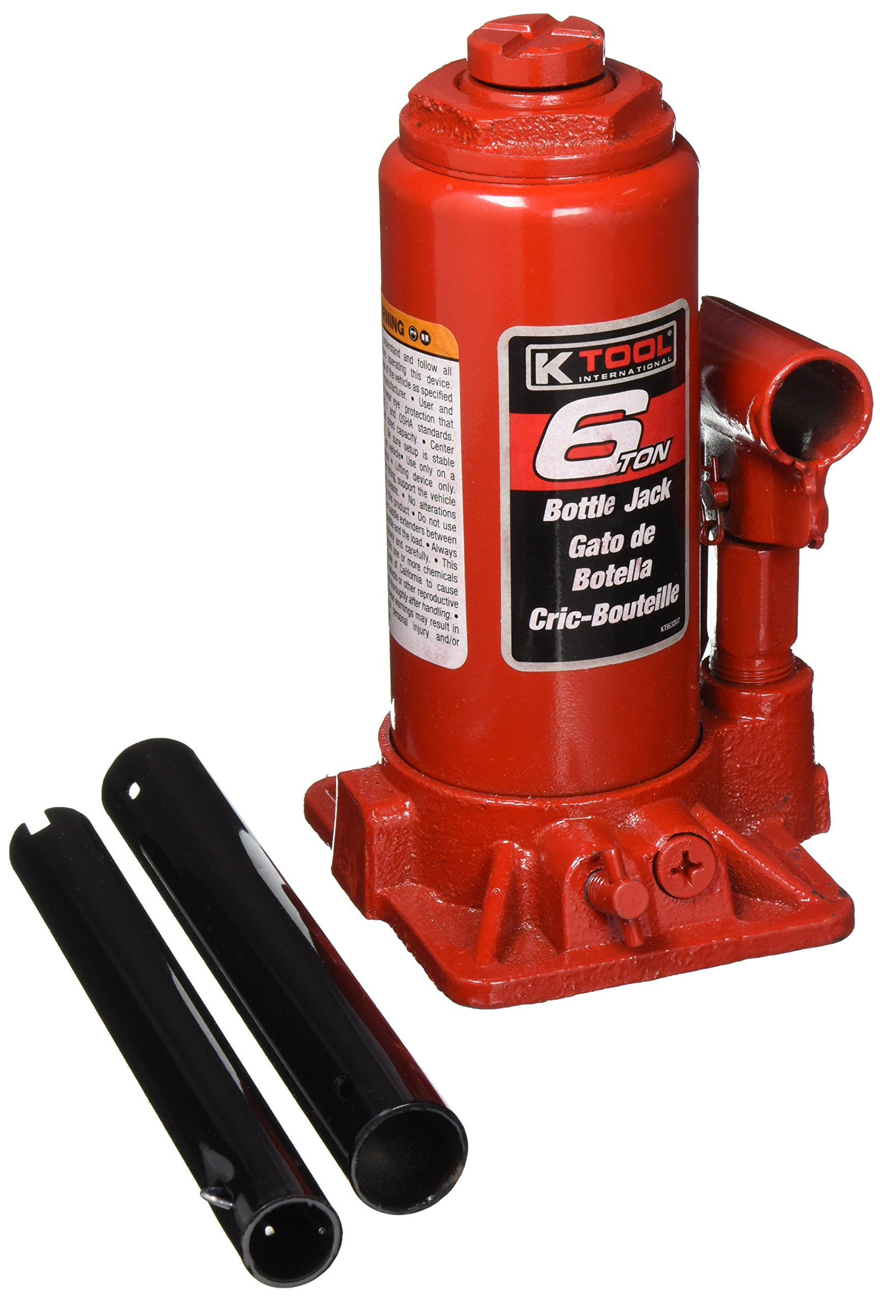 K-Tool International KTI (KTI63207) Bottle Jack