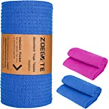 Zoegate Mikrofaser Yoga Handtuch Antirutsch Yogatuch Yoga-Matte/Handtuch