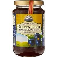 Golden Light Blackcurrant Jam, Blackcurrant, 450 g