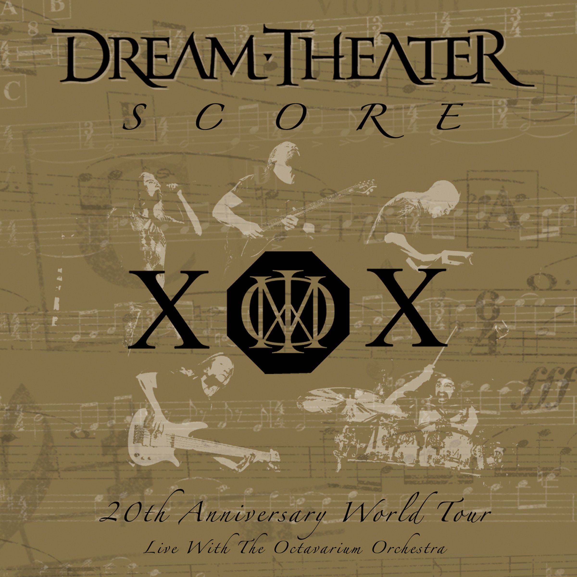 Score: 20th Anniversary World Tour - Live With The Octavarium Orchestra
