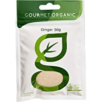 Gourmet Organic Herbs Ginger Ground, 30 g
