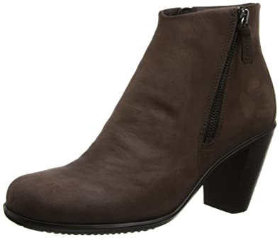 ECCO Womens Touch 75 Ankle Bootie BootMocha35 EU445