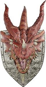 WizKids Dungeons & Dragons Red Dragon Trophy Plaque (72788)