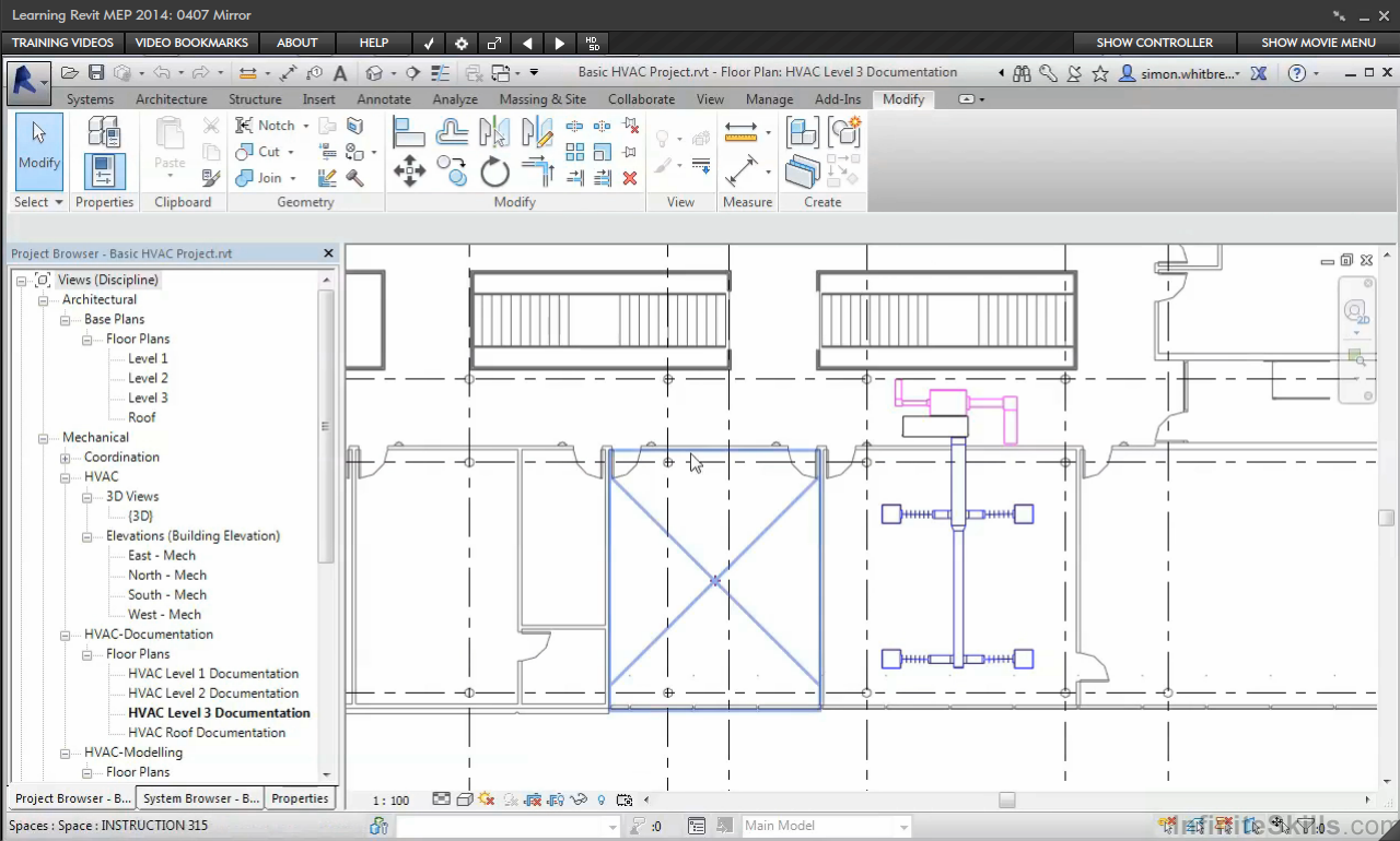 Learning Revit Mep 2014 Online Code Software 3d Hvac Drawing Images