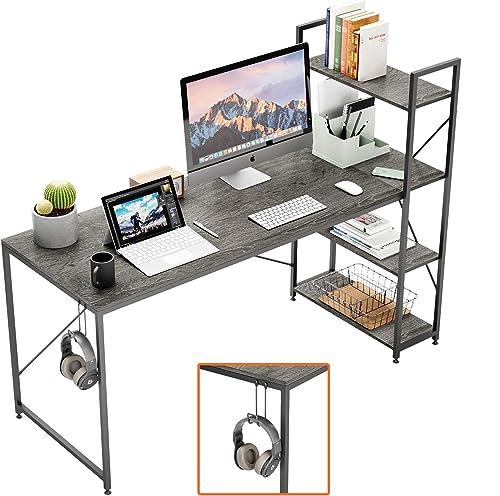 Bestier 63 Inch Computer Desk