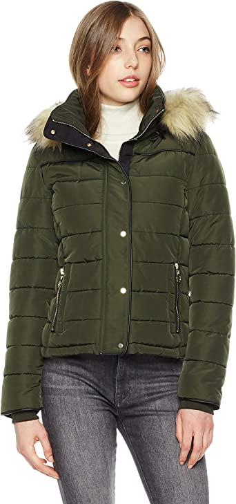 Royal Matrix Womens Lightweight Warm Winter Puffer Down Jacket Quilted Coat Athletic Running Jacket