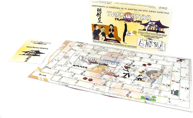 TAEKWONDO TRAINING GAME (aprende Jugando: Amazon.es: Juguetes y juegos