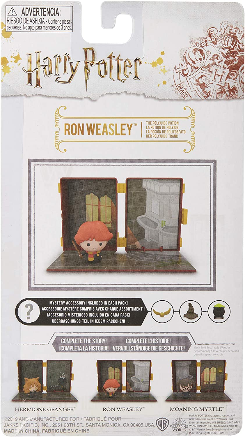 HARRY POTTER Charms Ron Weasley Collectible 2