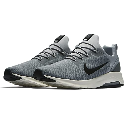 best loved 65f2b 40115 Nike Air Max Motion Racer, Scarpe Running Uomo, Multicolore (Cool Black Wolf