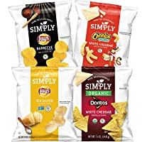 Simply Brand Organic, Variety Pack, 0.875 Ounce (36 Count)