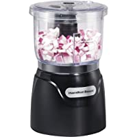 Hamilton Beach (72850) Food Processor Mini Chopper, 3 Cup, Electric, Black