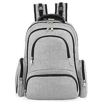 3ec8e86daa3e Amazon.com   Plambag Diaper Bag Backpack