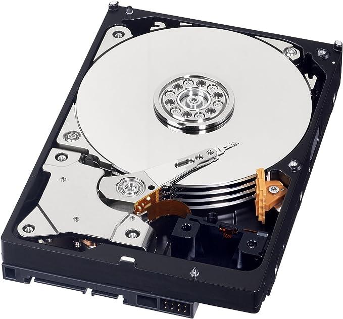 WD Blue - Disco duro para ordenadores de sobremesa de 2 TB (5400 ...