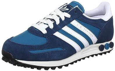 adidas la trainer rot blau