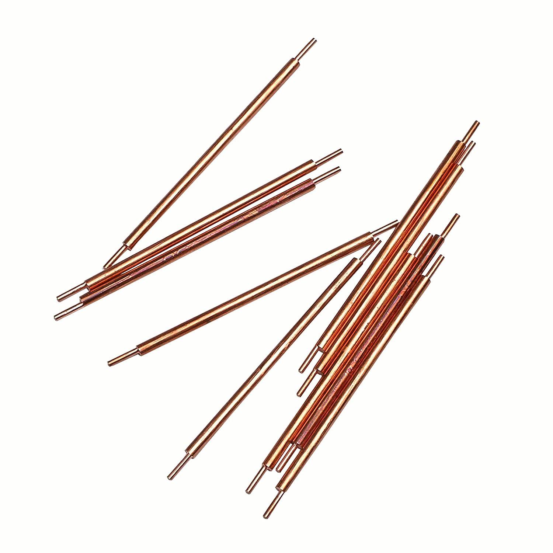 SUNKKO Spot Welding Rods Copper Welding Needles Pins 10 pcs/lot