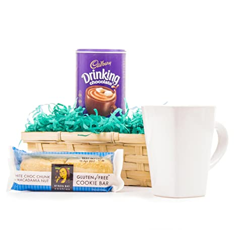 Amazoncom Hamper World Gift Basket With Cadbury Hot