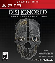 Dishonored: Game of the Year Edition     - Amazon com