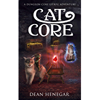 Cat Core: A LitRPG Dungeon Core Adventure (English Edition)