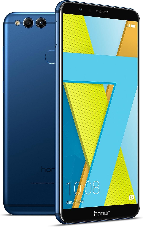Huawei Honor 7X, Smartphone Android 7.0 (Pantalla infinita 5,93 ...