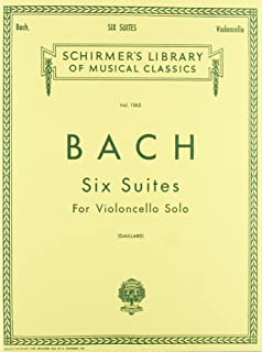 Amazon complete suites for unaccompanied cello and sonatas for 6 suites cello solo fandeluxe Images