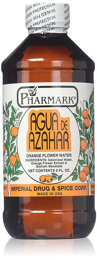Agua De Azahar 8 Oz. Orange Flower-Blossom Water PCA Skin Silkcoat Balm (Phaze 20), 1.7 Ounce