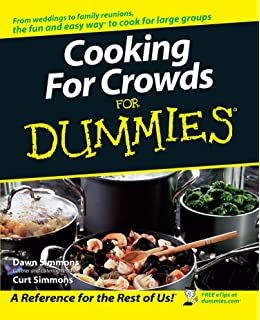 Cooking For Crowds Dummies