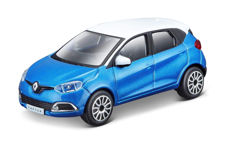 Burago Renault Captur Bleu 1/43