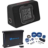 Amazon Best Sellers: Best Car Enclosed Subwoofer Systems