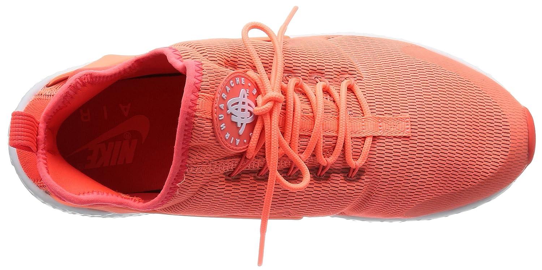 NIKE B00XZL0TZC Women's Air Huarache Run Ultra Running Shoe B00XZL0TZC NIKE 6 B(M) US|Bright Mango/White 771427