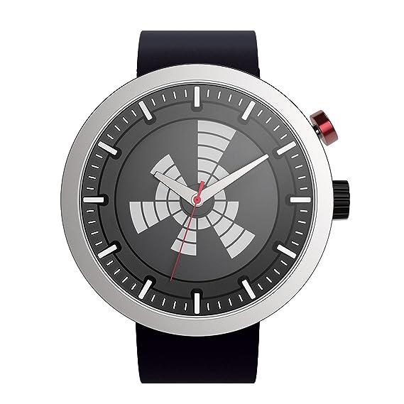 Reloj Analógico-Digital para Unisex Adultos de Cuarzo con Correa en Silicona RW207SBL: Amazon.es: Relojes