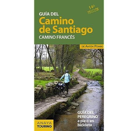 El Camino de Santiago: El Camino Francés en bicicleta: 18 bici:map ...