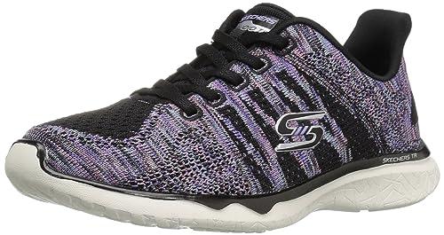 b2ac9c5e408a Skechers Sport Women s Studio Burst Edgy Fashion Sneaker