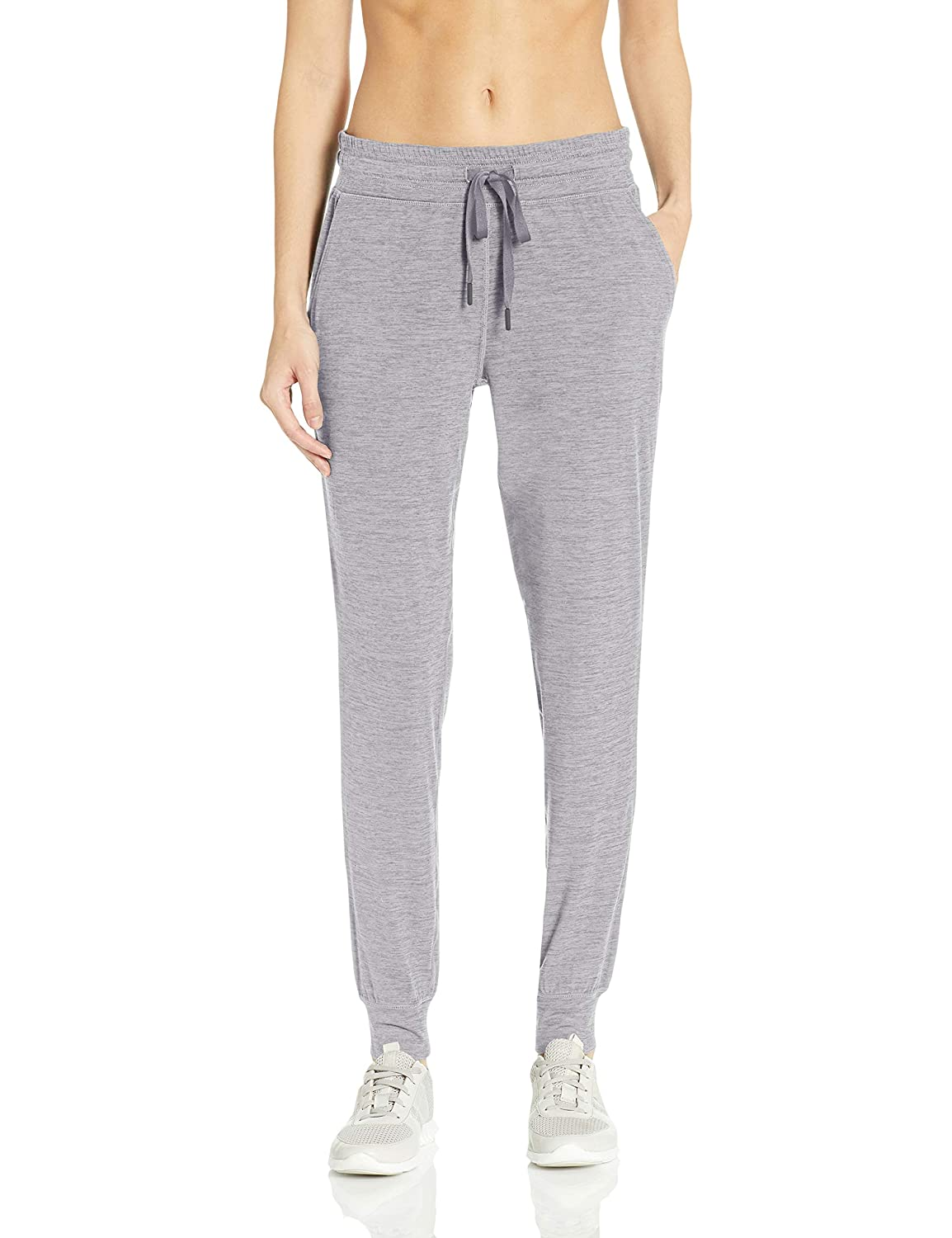 Essentials Brushed Tech Stretch Pant Donna
