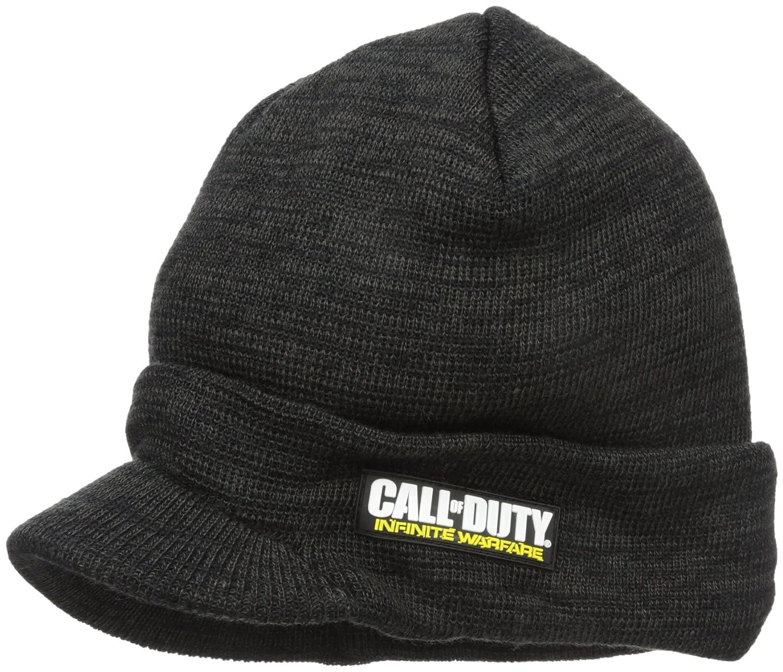 cd2fdcfa531 Bioworld Men s Call of Duty Infinite Warfare Billed Beanie