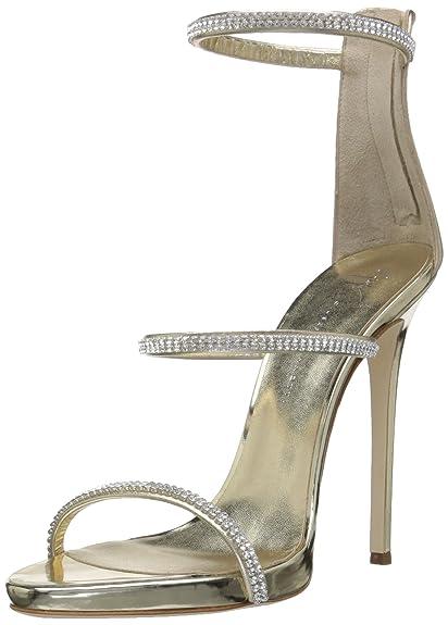 977329cb51d0 Amazon.com  Giuseppe Zanotti Women s I700019 Dress Sandal  Shoes