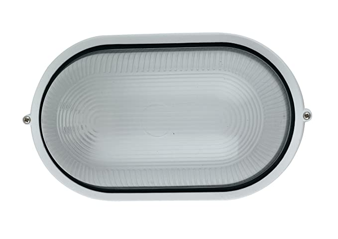 Plafoniere Esterno Ovale : Fan europe i ibiza l bco plafoniera per esterno ovale vetro 42