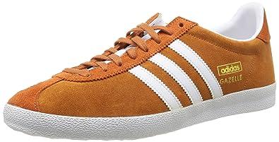 adidas gazelle marron