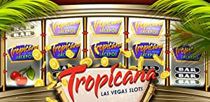 SLOTS TROPICANA LAS VEGAS! Free Casino Slot Machine Games with Old Vegas Style Spin to Win Jackpots by Rocket Speed