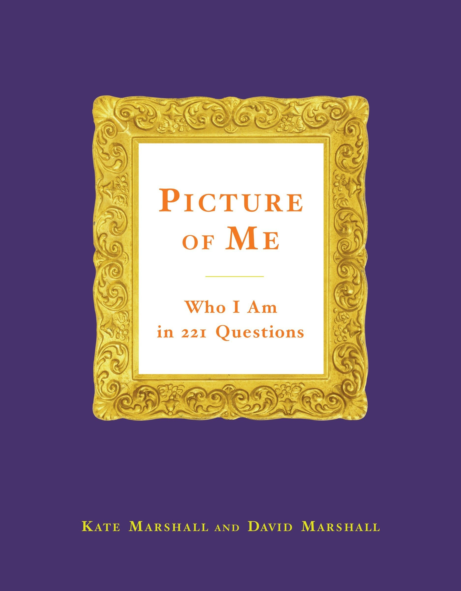 Amazon com: Picture of Me: Who I Am in 221 Questions